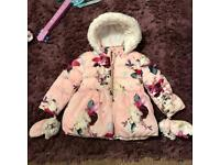 Age 5-6 years ted baker coat