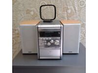 Philips CD & Tape Player and Recorder