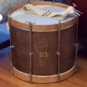 Looking for old marching drums