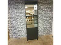 Ikea Mirror Back Display Cabinet