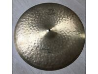 Zildjian Excellent Constantinople 22 medium thin high