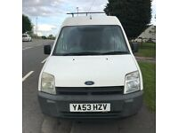 Ford Connect LWB High Roof L220 1.8 TCI 75PS