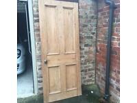 Reclaimed solid pine internal doors (7)
