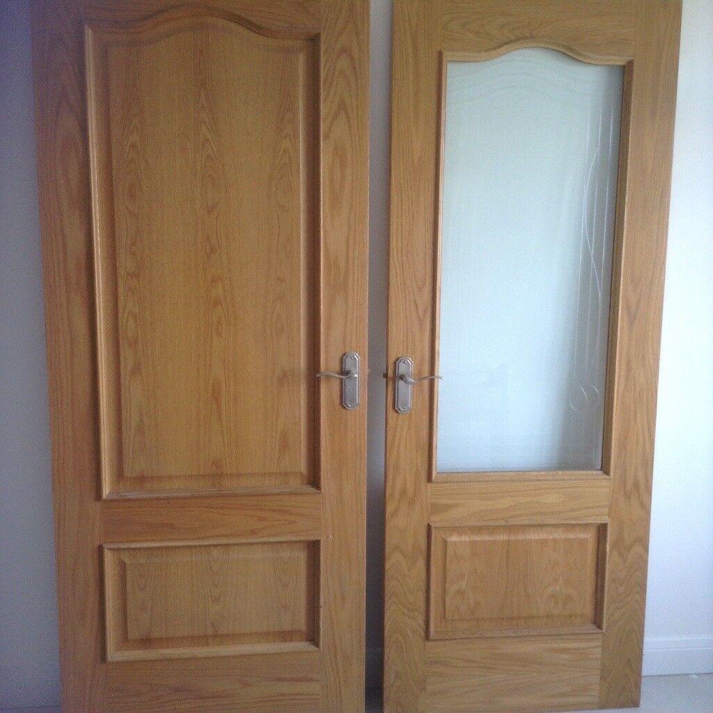 Oak pre finished doors & Oak pre finished doors | in Borrowstounness Falkirk | Gumtree