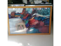 extra large colourful picture BARGAIN ONLY £20