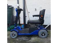 SAPPHIRE 2 - 4 WHEEL MOBILITY SCOOTER