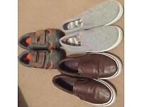 Boys shoes size 10/11