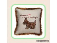 Furry Pet Cushion