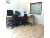 Fully Furnished 140sft Office Off Brick Lane, Near Aldgate, Whitechapel, Liverpool Street