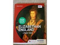 GCSE HISTORY BRAND NEW ELIZABETHAN TEXTBOOK 9-1