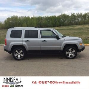 2016 Jeep Patriot High Altitude 4x4 Leather Heated Seats