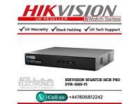 Hikvison HiWatch 16 Channel Turbo-HD TVI PRO DVR-216G-F1