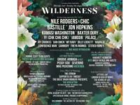 2 Wilderness tickets