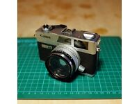 Canonet QL17 G-III, in excellent working order