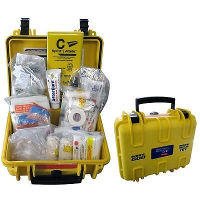 Adventure Medical Kit Marine (Adventure Medical Marine 600 boating first aid emergency kit +waterproof case )