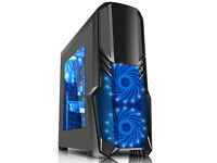 Ultra Quiet Gaming PC- Geforce 960 GTX, Intel I3 3220, 8gb ram, 1tb hard drive