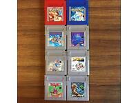 8 original game boy games