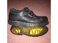 Dr Martens Woman Black shoes size 9
