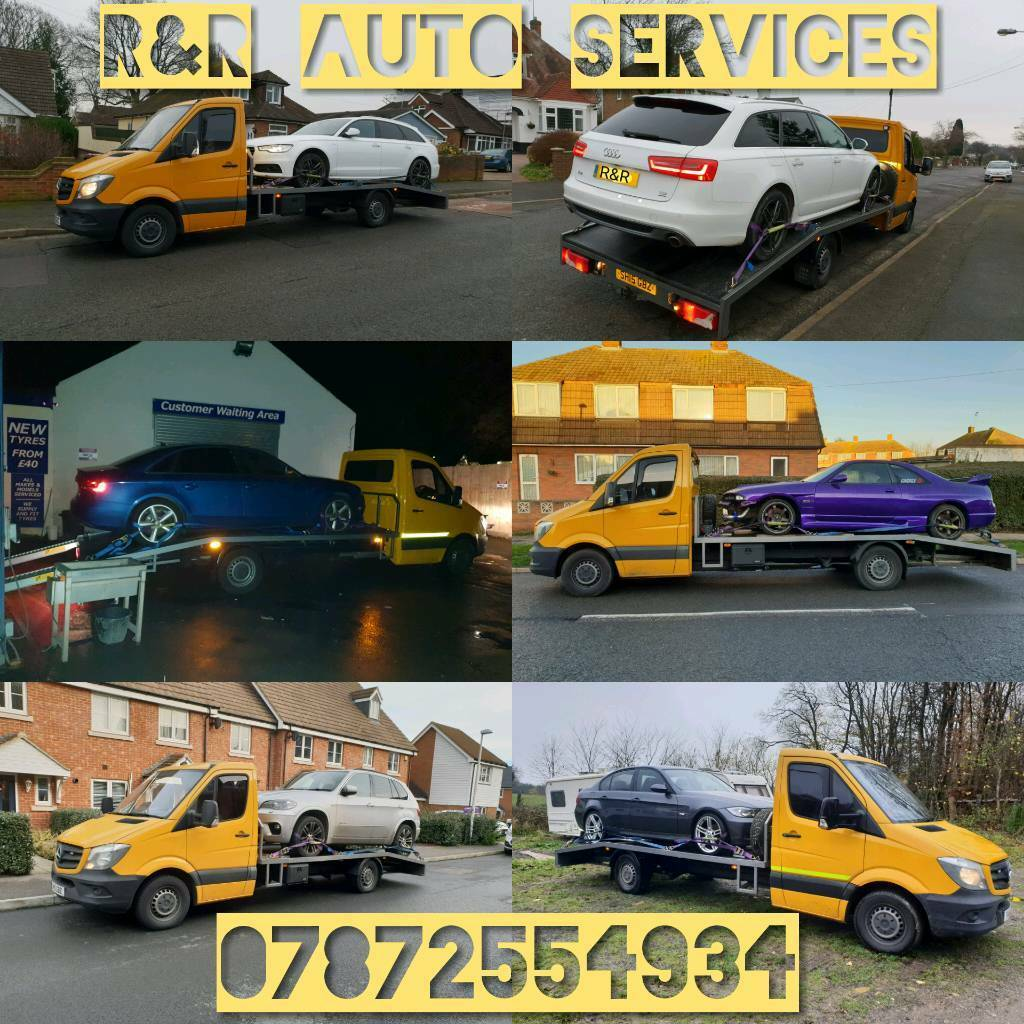Best Auto Recovery >> Recovery Vehicle Transport In Rochester Kent Gumtree