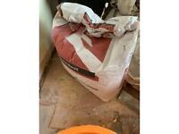 Hardwall plaster