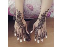 HENNA ARTIST 15 YEARS EXPERIENCE. BRIDAL/ EID/ DIWALI/ CORPORATE/ THEME PARTIES. ALL AREAS COVERED.