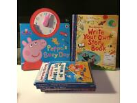 Ages 3-9 Children's Books £1 each