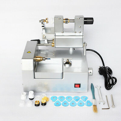 Gl 110v Optical Lens Cutter Eyeglass Cutting Milling Machine Optometry Equipment