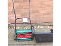 Qualcast panther 380 push lawn mower