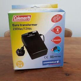 Campingaz Transformer / Adapter 12v for Camping Fridge / Cool-box