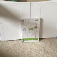 Wii fit plus board hardly used