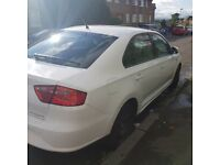 White Seat Toledo, 13 Plate.. Very well maintained. MOT 20/11/2018