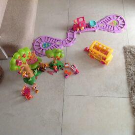 Lala Loopsy toy set