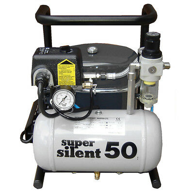 Silentaire Super Silent 50-tc Air Compressor