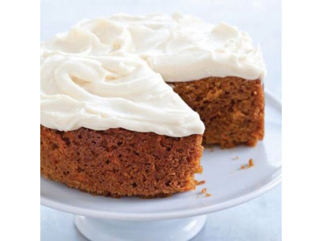 Carrot Cakes...9 Inch Carrot Cakes
