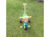 Little Tykes Trike with Handle
