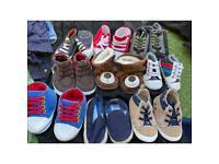 Baby Boys Shoe Bundle New/Used
