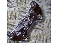 Harley Davidson Handlebar clamp