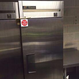 True Upright Freezer T19FZ (Catering Equipment)