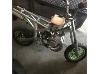 Mini mx bike