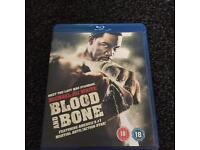 Blood and Bone Blu-ray