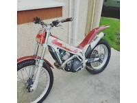 Beata techno 250 trials bike