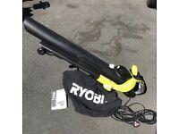 Ryobi blower/ collector