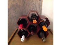 Wine rack from John Lewis
