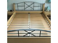 Nolte Bedroom Furniture - Kingsize Bed Frame King Size Bedframe