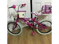 """14"""" BIKE. FOR AGE 4-8 YEARS . EXCELLENT CONDITION"""