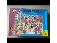 GALT Ballet Class Sparkle Puzzle Jigsaw 60 pieces age 4-8 years used once