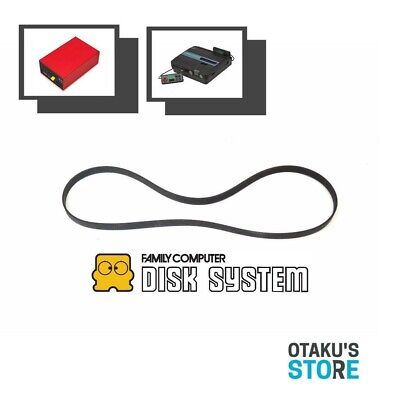 Courroie de remplacement Disk System / Twin Famicom FDS - New belt High quality