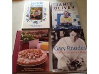 Various Cook Books for Sale
