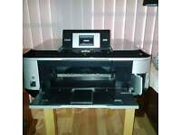 Canon scanner & printer with ink