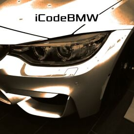 BMW Coding, Programming - Video In Motion, Digital Speedo Etc.